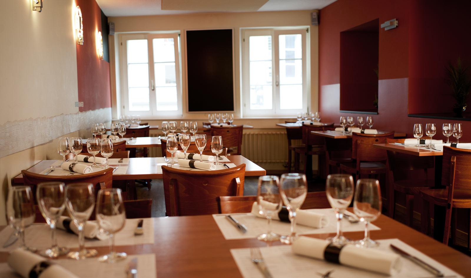 Le restaurant la croix blanche restaurant pizzeria - Le bureau la croix blanche ...